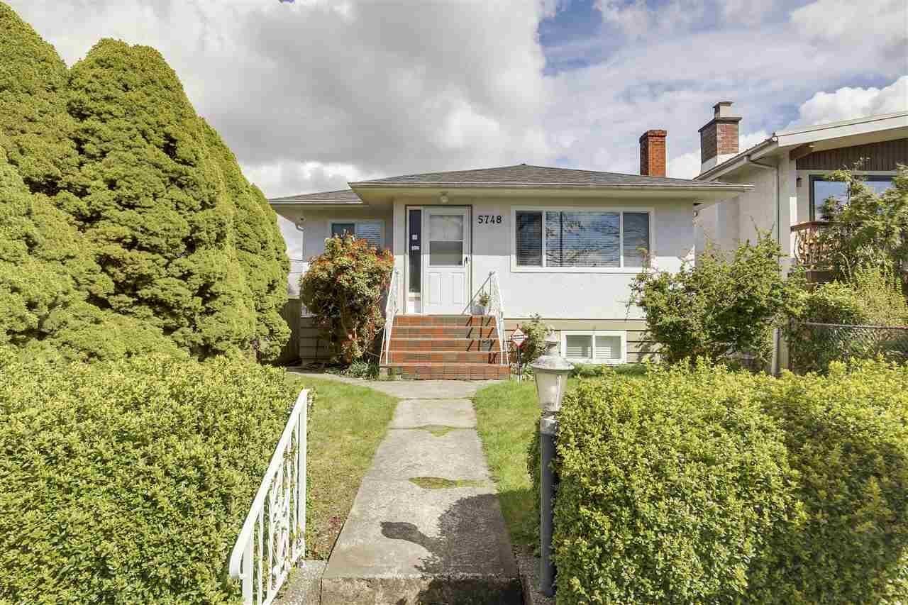 R2157706 - 5748 SOPHIA STREET, Main, Vancouver, BC - House/Single Family
