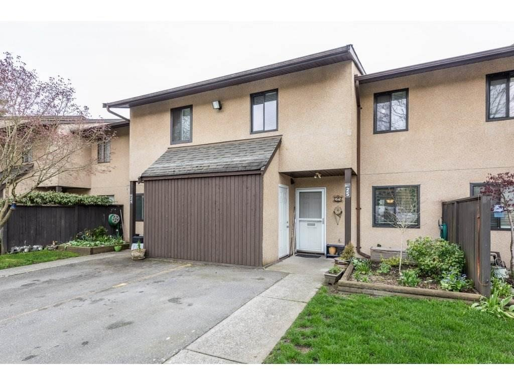 R2157789 - 25 20307 53 AVENUE, Langley City, Langley, BC - Townhouse