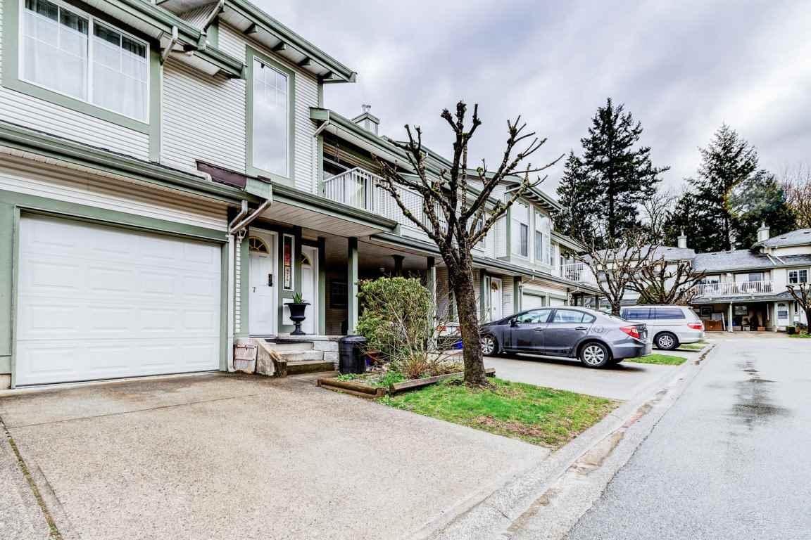 R2158048 - 7 8892 208 STREET, Walnut Grove, Langley, BC - Townhouse