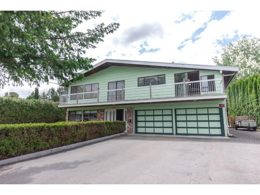 R2158182 - 20954 NEWLANDS DRIVE, Langley City, Langley, BC - House/Single Family