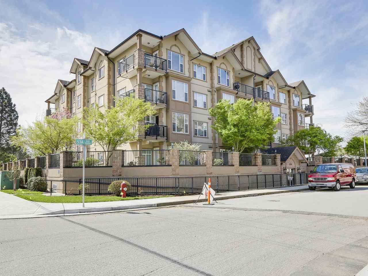 R2158193 - 306 20286 53A AVENUE, Langley City, Langley, BC - Apartment Unit