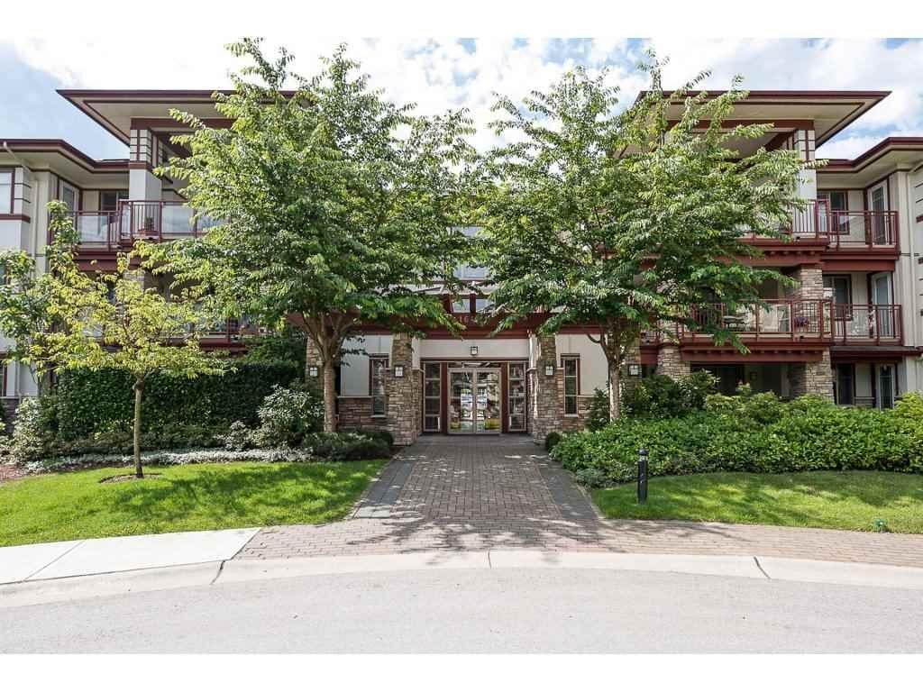 R2158477 - 207 16421 64 AVENUE, Cloverdale BC, Surrey, BC - Apartment Unit