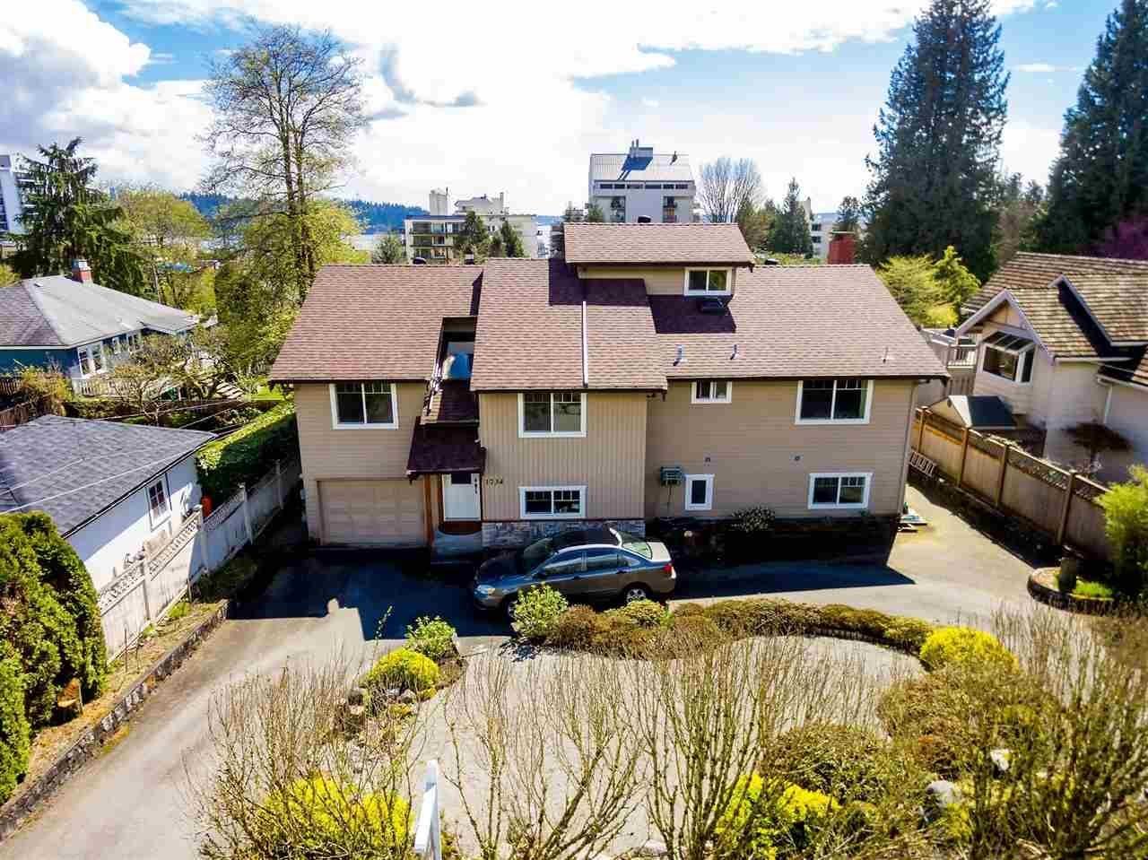 R2158535 - 1734 GORDON AVENUE, Ambleside, West Vancouver, BC - House/Single Family