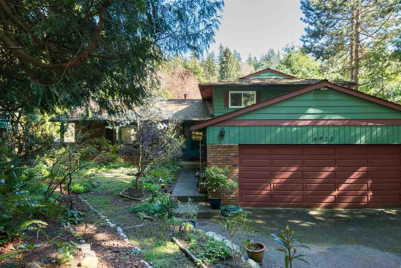 R2158572 - 6922 MARINE DRIVE, Whytecliff, West Vancouver, BC - House/Single Family