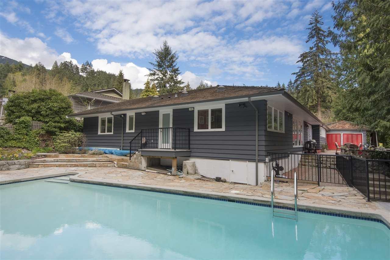 R2158629 - 5721 CRANLEY DRIVE, Eagle Harbour, West Vancouver, BC - House/Single Family
