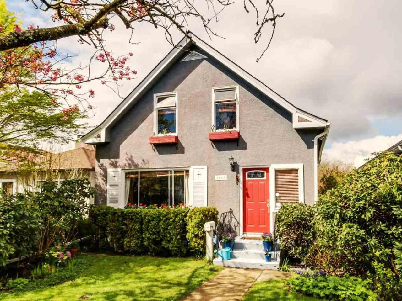 R2158644 - 5861 CREE STREET, Main, Vancouver, BC - House/Single Family