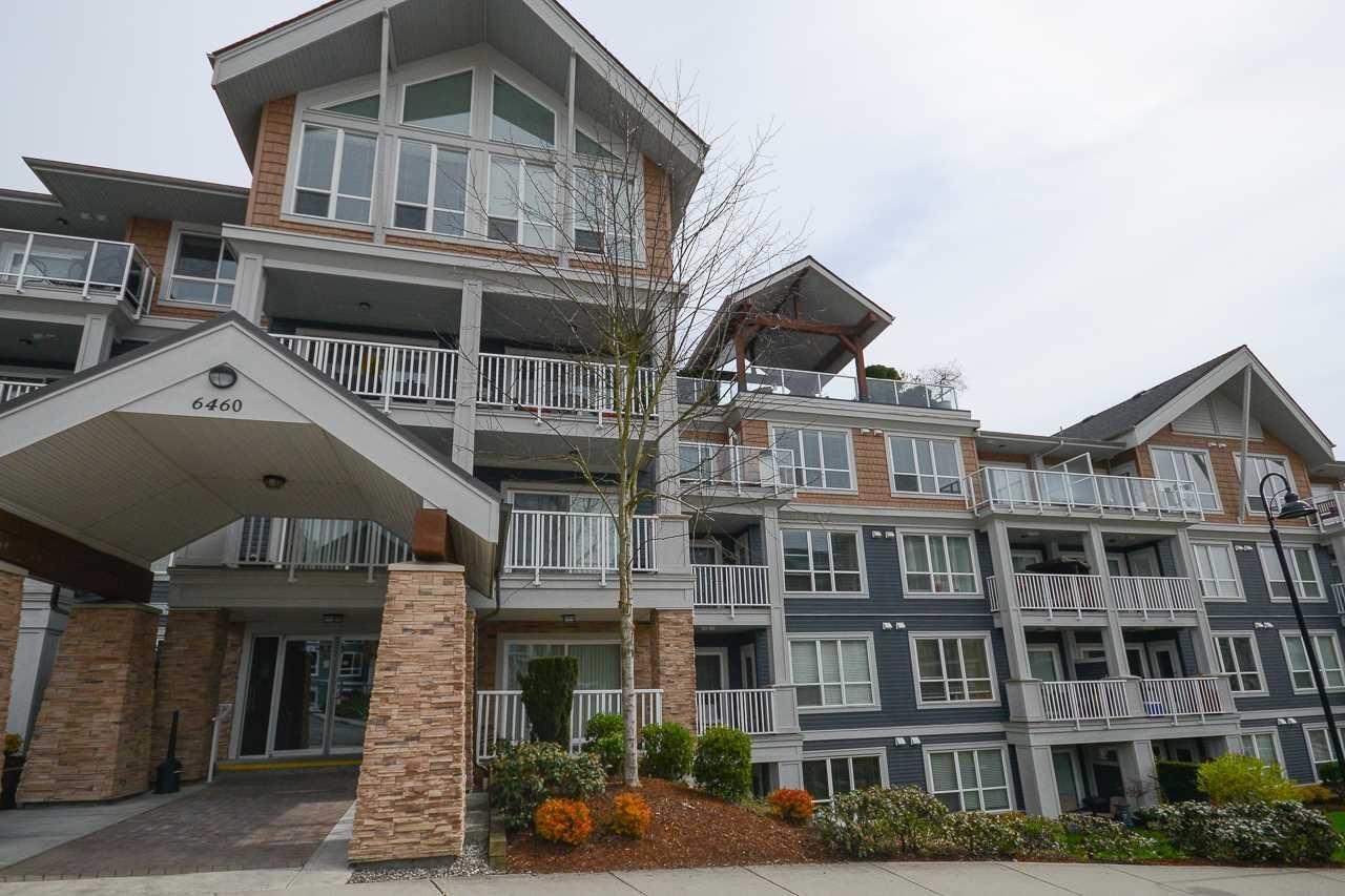 R2158718 - 401 6460 194 STREET, Clayton, Surrey, BC - Apartment Unit