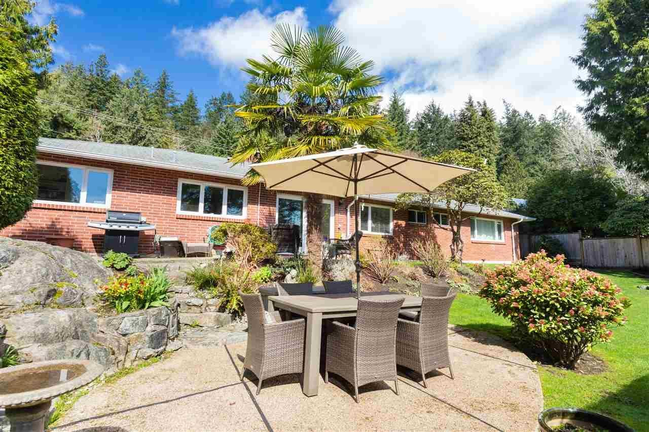 R2158815 - 4950 KEITH ROAD, Caulfeild, West Vancouver, BC - House/Single Family