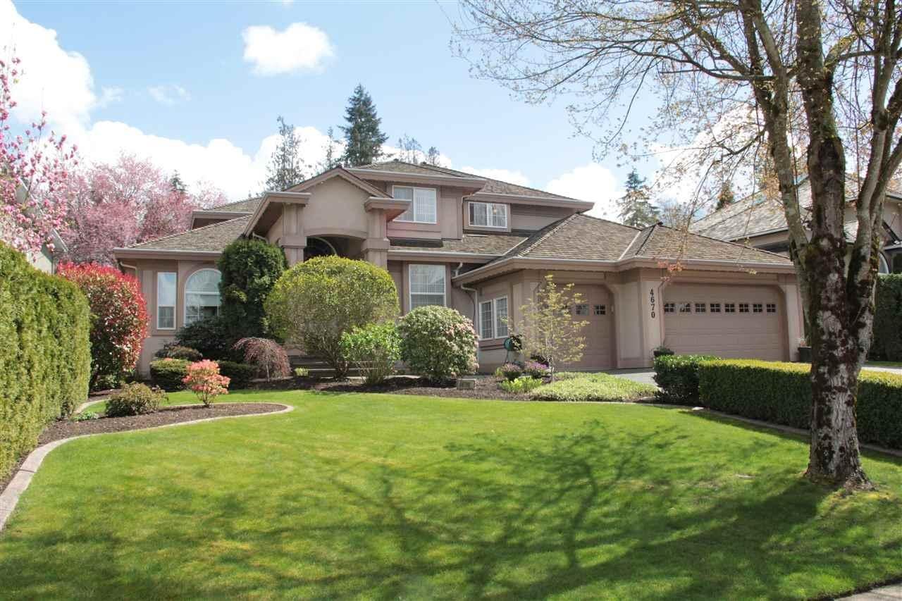 R2158909 - 4670 215B STREET, Murrayville, Langley, BC - House/Single Family