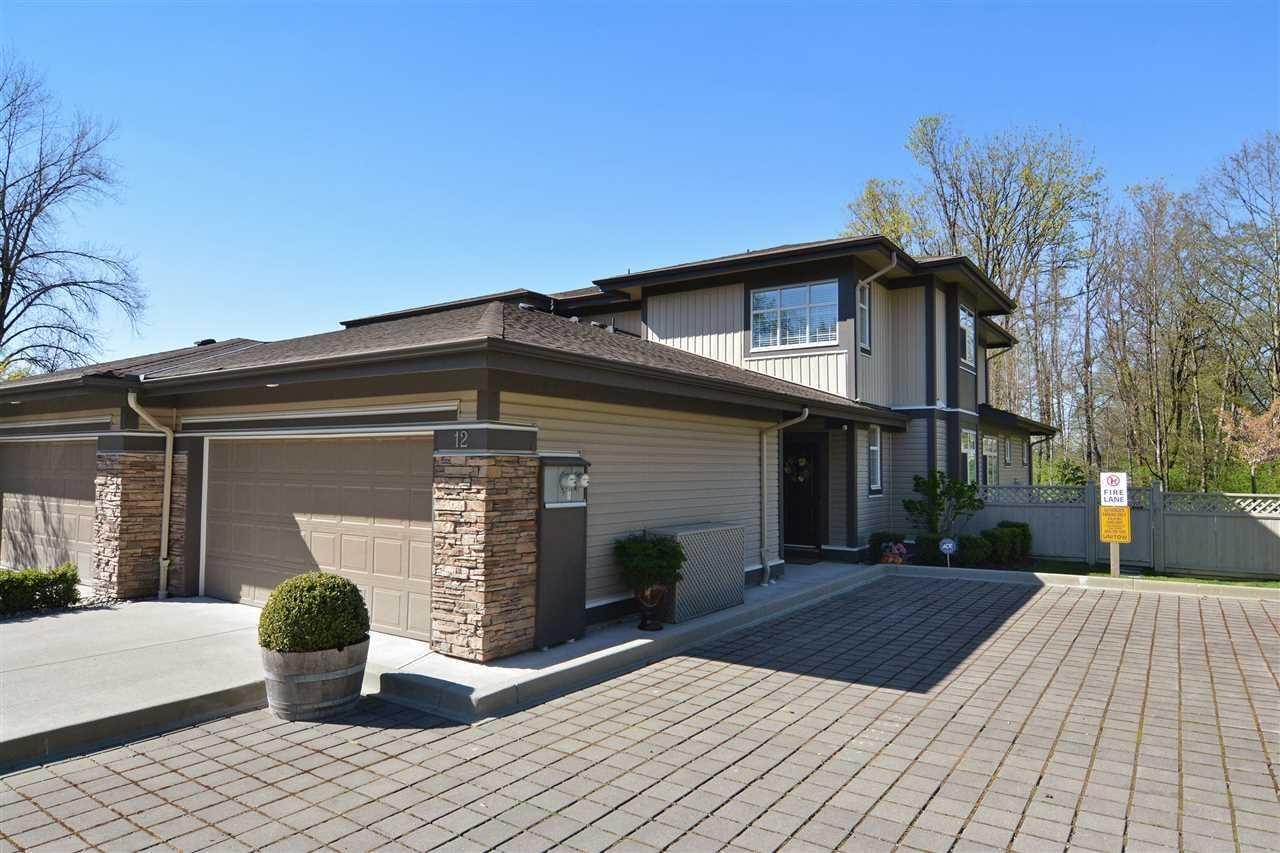 R2158913 - 12 6988 177 STREET, Cloverdale BC, Surrey, BC - Townhouse