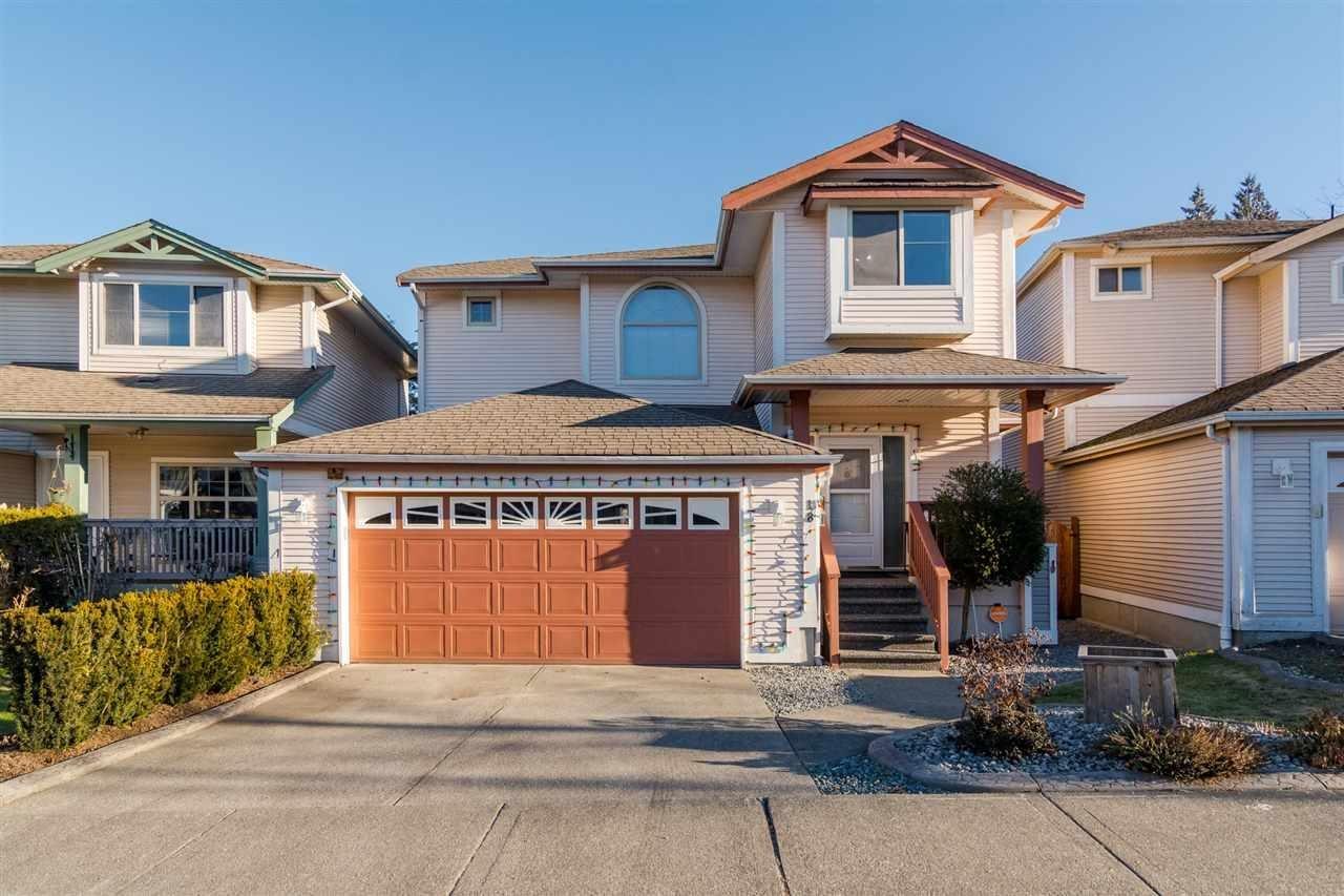 R2159089 - 18 8675 209 STREET, Walnut Grove, Langley, BC - House/Single Family