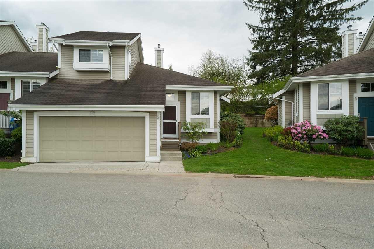 R2159470 - 52 20788 87 AVENUE, Walnut Grove, Langley, BC - Townhouse