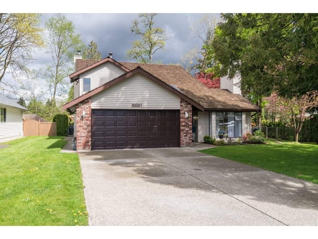 R2159594 - 20597 95A AVENUE, Walnut Grove, Langley, BC - House/Single Family