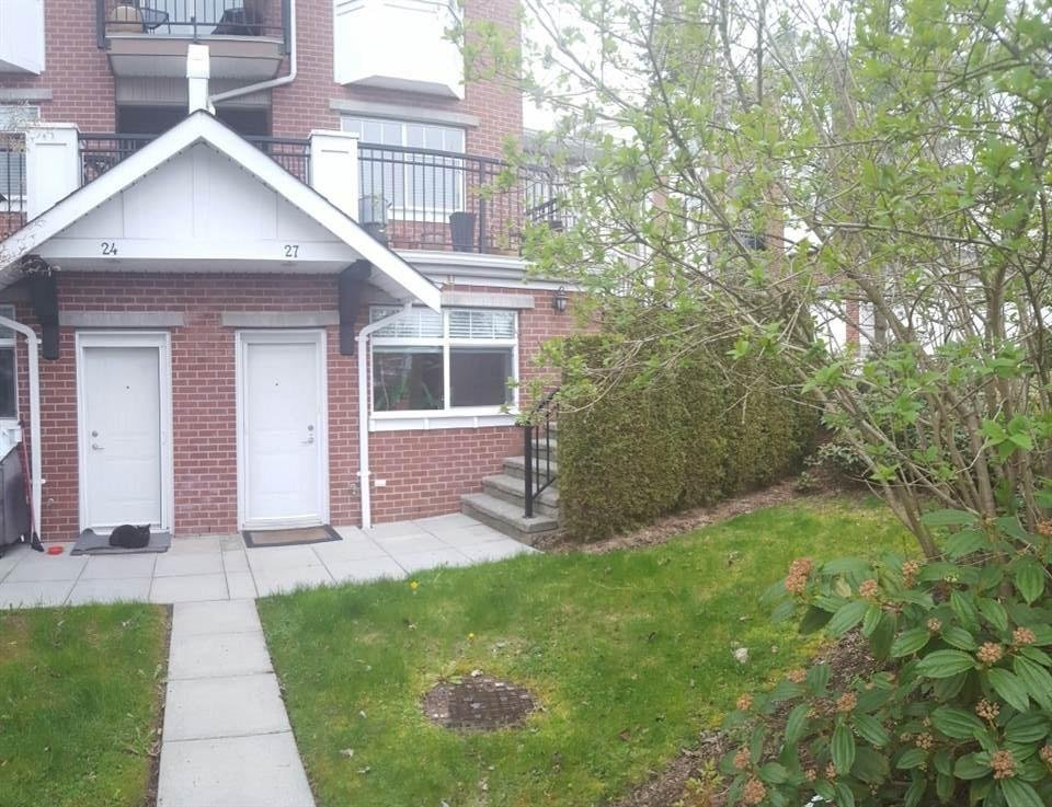 R2159616 - 27 19551 66 AVENUE, Clayton, Surrey, BC - Townhouse
