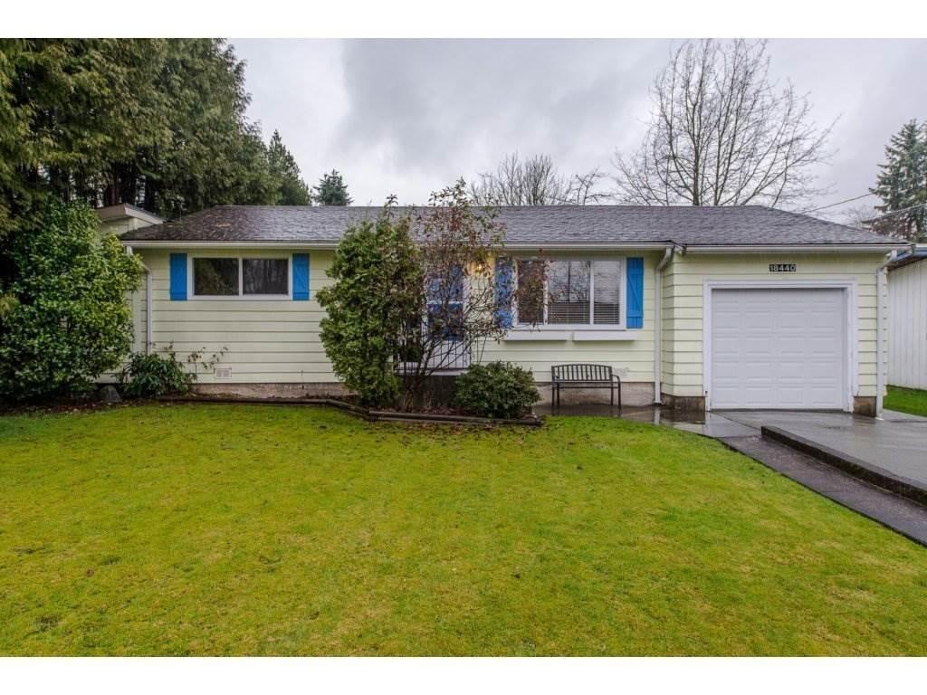 R2159831 - 18440 70 AVENUE, Clayton, Surrey, BC - House/Single Family