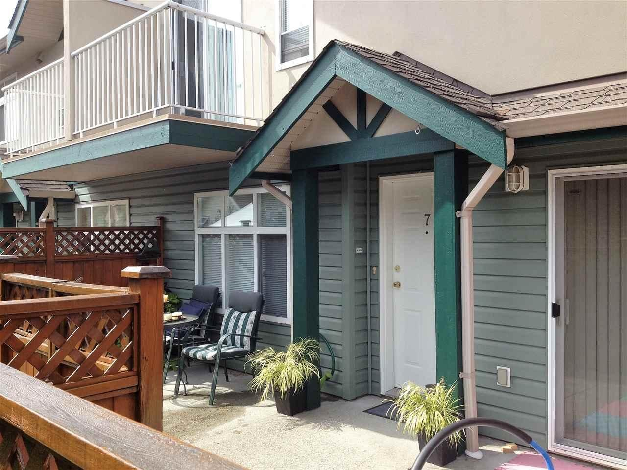 R2160380 - 7 20258 MICHAUD CRESCENT, Langley City, Langley, BC - Townhouse